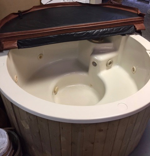 Trade in and Refurbished Spas & Hot Tubs